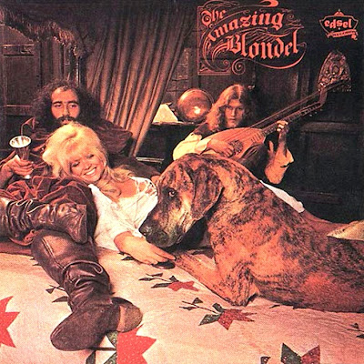 the Amazing Blondel ~ 1970 ~ The Amazing Blondel And A Few Faces