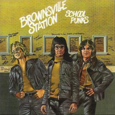 Brownsville Station ~ 1974 ~ School Punks