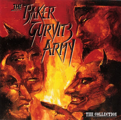 Baker Gurvitz Army ~ 2002 ~ The Collection