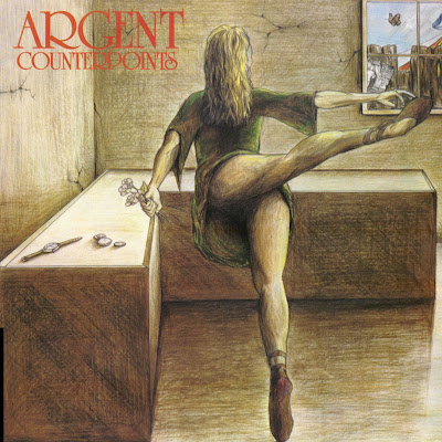 Argent ~ 1975 ~ Counterpoints