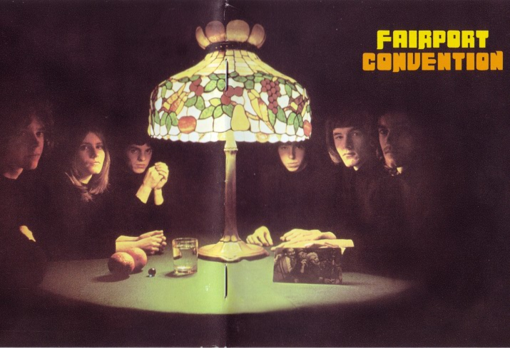 Fairport Convention ~ 1968 ~ Fairport Convention