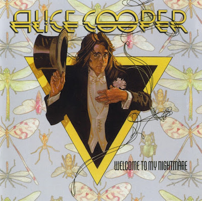 Alice Cooper ~ 1975 ~ Welcome To My Nightmare