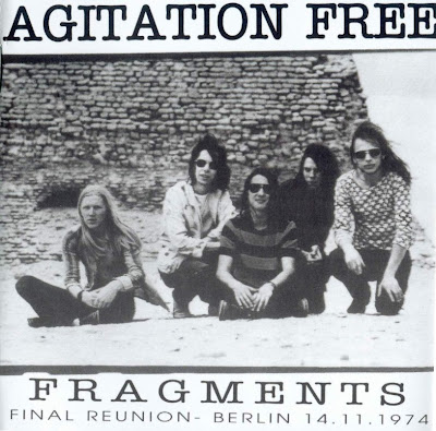 Agitation Free ~ 1995 ~ Fragments