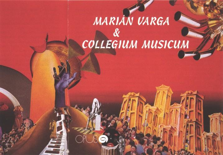 Collegium Musicum ~ 1975 ~ Marián Varga & Collegium Musicum
