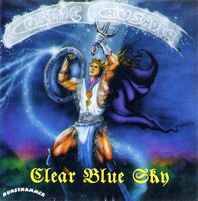 Clear Blue Sky ~ 1996 ~ Cosmic Cruasader