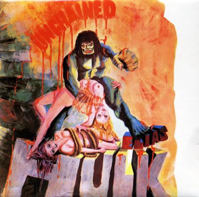 Elias Hulk ~ 1970 ~ Unchained