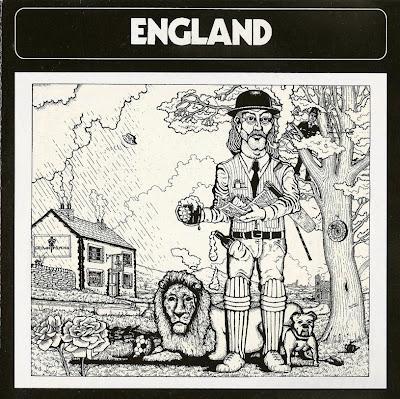England ~ 1976 ~ England