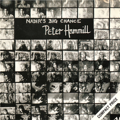 Peter Hammill ~ 1975 ~ Nadir's Big Chance