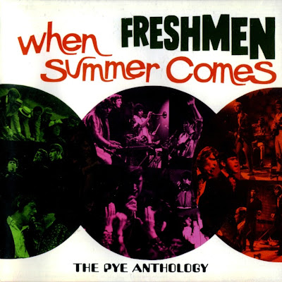 the Freshmen ~ 2002 ~ When Summer Comes. The Pye Anthology