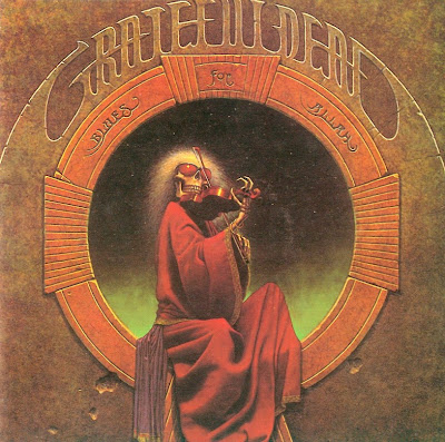 the Grateful Dead ~ 1975 ~ Blues For Allah