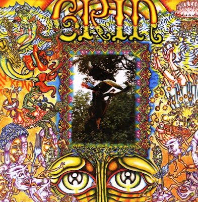 Grin ~ 1973 ~ Gone Crazy