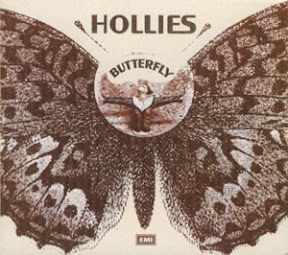 the Hollies ~ 1967 ~ Butterfly (original cover)