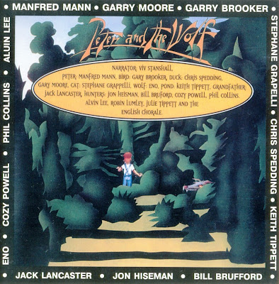 Jack Lancaster & Robin Lumley ~ 1975 ~ Peter and the Wolf