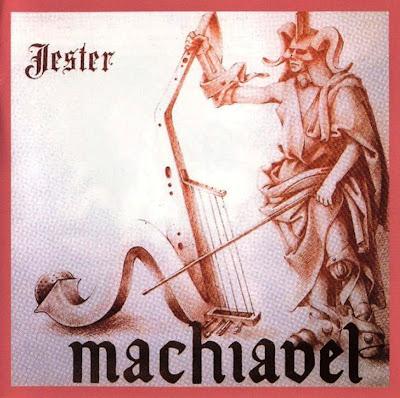 Machiavel ~ 1977 ~ Jester