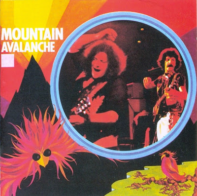 Mountain ~ 1974 ~ Avalanche