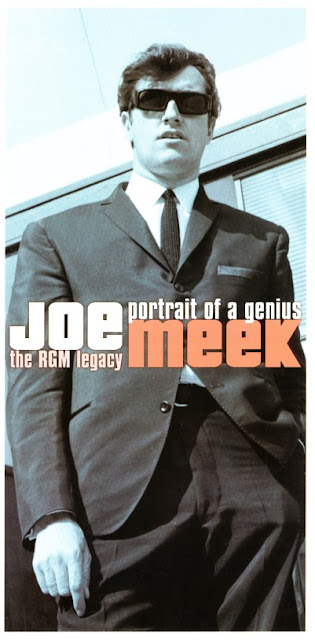 Joe Meek ~ 2005 ~ Portrait of the Genius