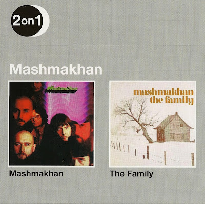 Mashmakhan ~ 1970 ~ Mashmakhan + 1971 ~ The Family