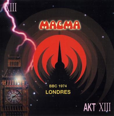 Magma ~ 1999 ~ BBC 1974 - Londres
