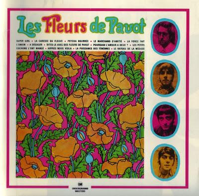 Les Fleurs de Pavot ~ 1968 ~ Les Fleurs de Pavot