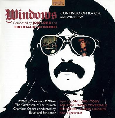 Jon Lord ~ 1974 ~ Windows