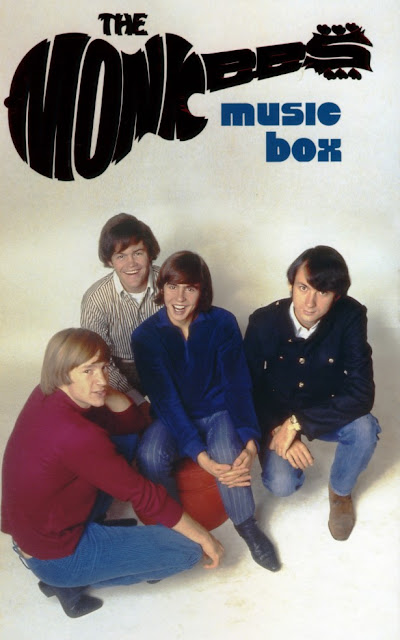 the Monkees ~ 2001 ~ The Monkees Music Box