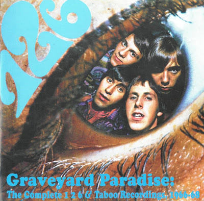 126 ~ Graveyard Paradise The Complete 126 & Taboo Recordings, 1966-68