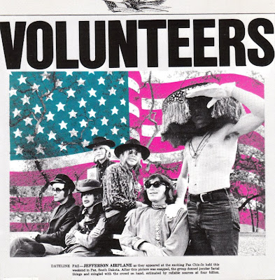 Jefferson Airplane ~ 1969 ~ Volunteers