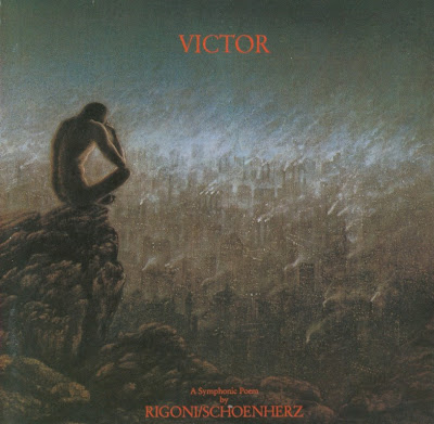 Manuel Rigoni and Richard Schnherz ~ 1975 - Victor: A Symphonic Poem