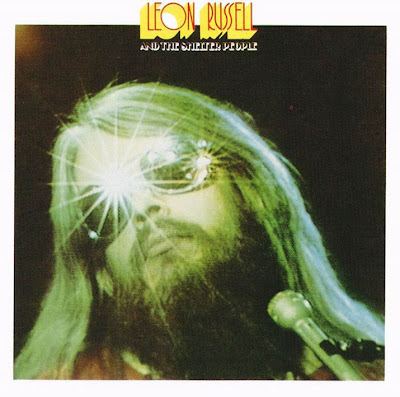 Leon Russell ~ 1971 ~ Leon Russell And The Shelter People