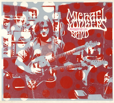 the Michael Yonkers Band ~ 1968 ~ Microminiature Love