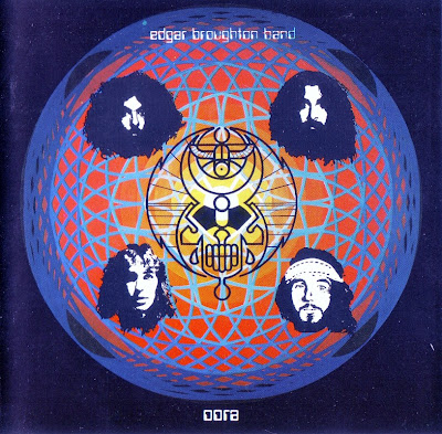 the Edgar Broughton Band ~ 1973 ~ Oora