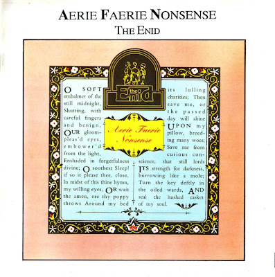 the Enid ~ 1977 ~ Aerie Faerie Nonsense