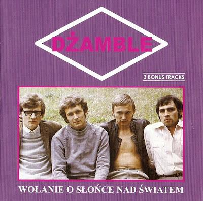 Dżamble ~ 1971 ~ Wołanie o słońce nad światem