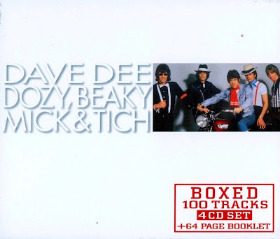 Dave Dee, Dozy, Beaky, Mick and Tich ~ 1999 ~ Boxed