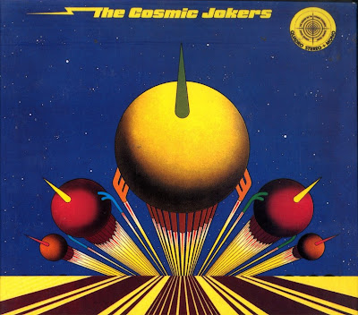the Cosmic Jokers ~ 1974 ~ The Cosmic Jokers