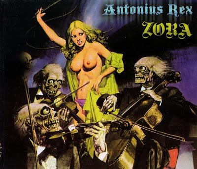 Antonius Rex ~ 1977 ~ Zora