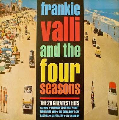 Frankie Valli And The Four Seasons ~ 1989 ~ 20 Greatest Hits