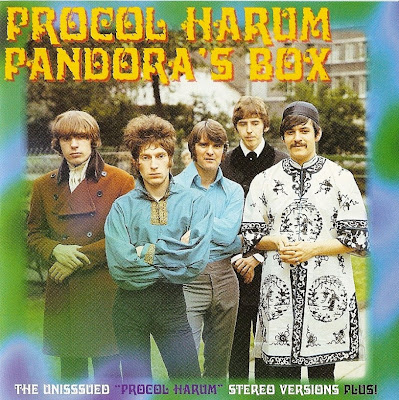 Procol Harum ~ 1999 ~ Pandora's Box