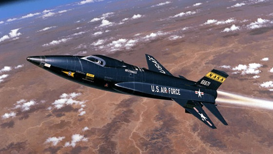 North American X-15