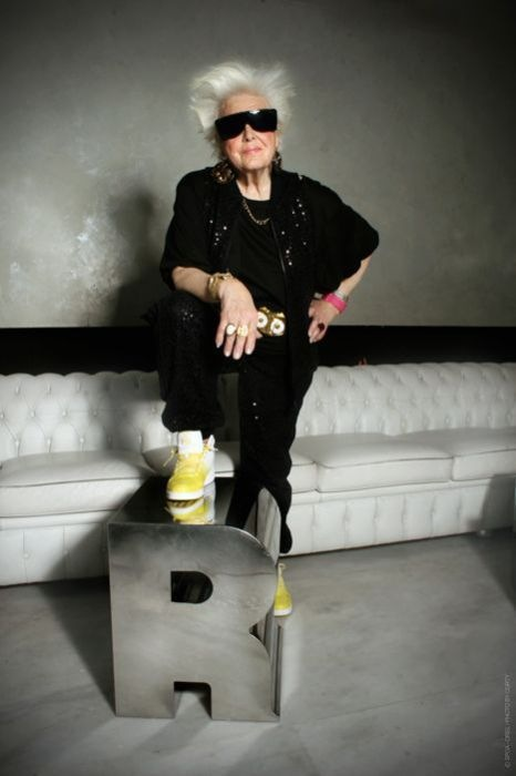 Ruth Flowers - The Oldest Dj in the World 12