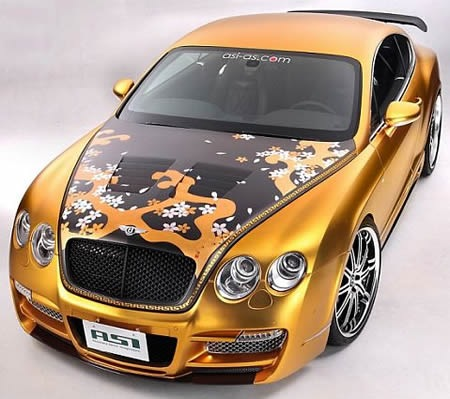 10 Absolutely incredible bling-bling vehicles  03