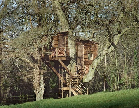 Amazing Tree Houses Around The World 02