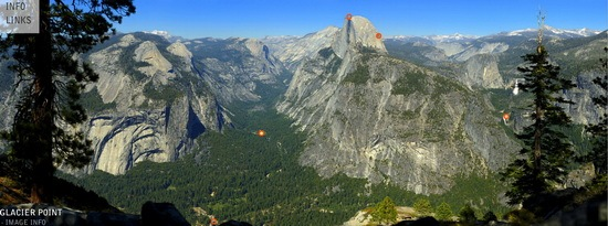 Yosemite-17-Gigapixels - Glacier Point
