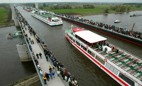Magdeburg-Water-Bridge-Magdeburg-Germany