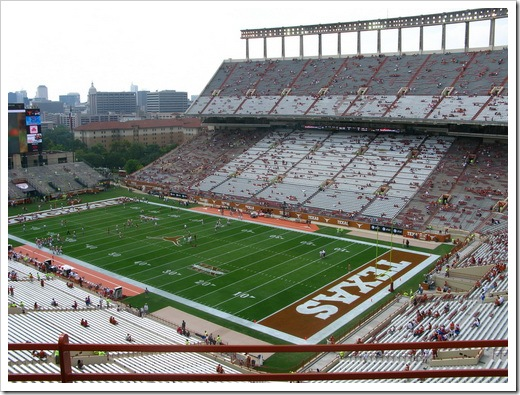 Darrell K. Royal-Texas Memorial Stadium
