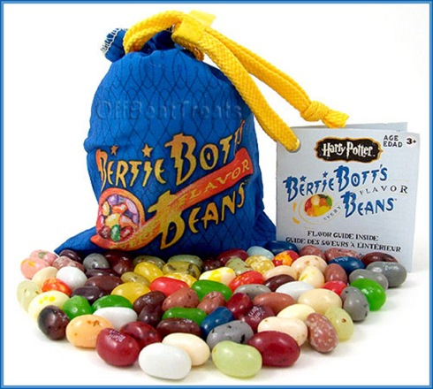 Bertie Botts Pouch