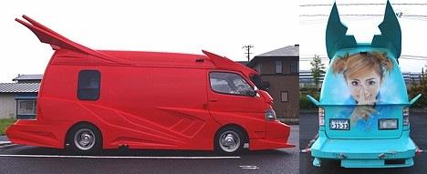 Strange Japanese Custom Vans 03