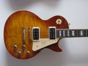 Jimmy Page's Signature