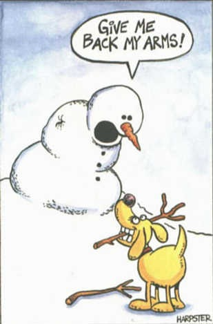 funny-dog-picture-bad-mutt-bites-snowman