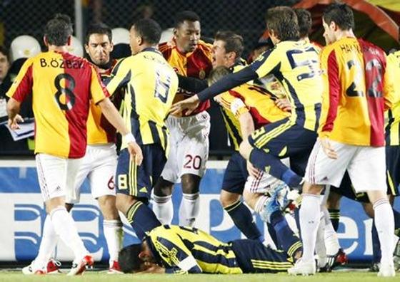 Fenerbahçe v. Galatasaray